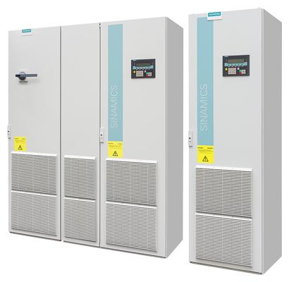 SINAMICS G150 Drive converter cabinet units