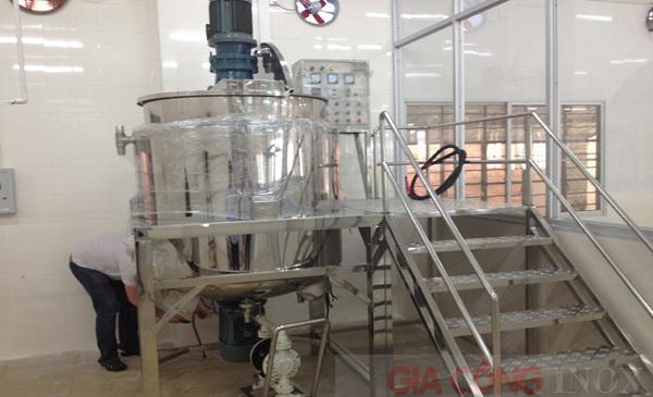 Hình 1: Biến tần cho Máy khuấy công nghiệp
