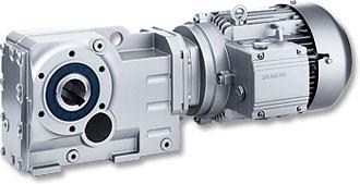 Động cơ bánh răng côn xoắn MOTOX (MOTOX Helical Bevel Geared Motors)