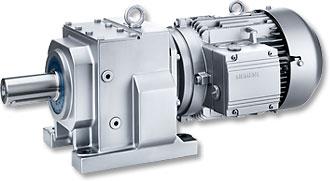 Động cơ bánh răng xoắn ốc MOTOX (MOTOX Helical Geared Motors)