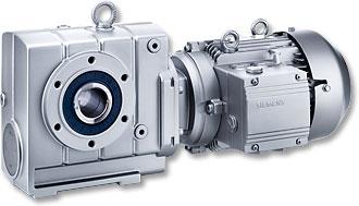 Động cơ bánh răng xoắn ren MOTOX (MOTOX Worm Geared Motors)