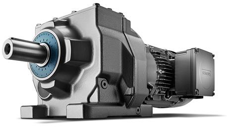 Động cơ bánh răng xoắn ốc SIMOGEAR (SIMOGEAR Helical Geared Motors)