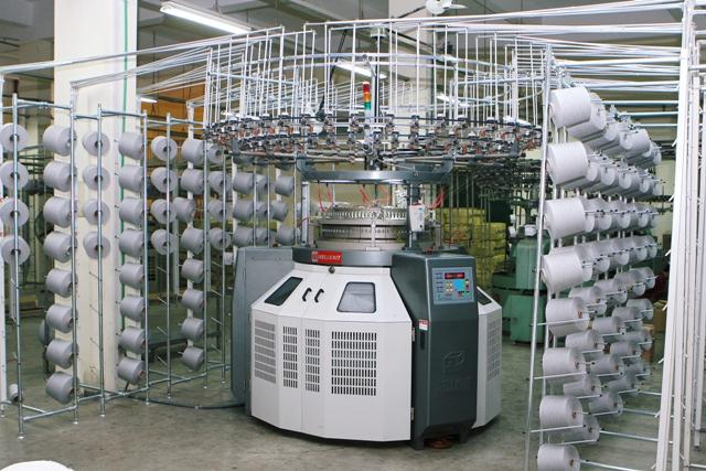 Ưng dụng biến tần Hitachi cho máy dệt